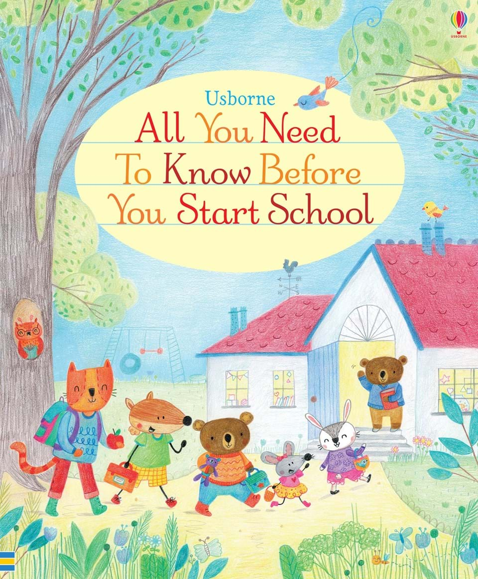All you need to know before you start school - immagine di copertina
